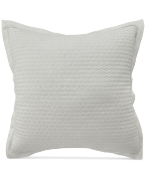 "Image of Croscill Nellie Quilted 16"" Square Decorative Pillow Bedding"