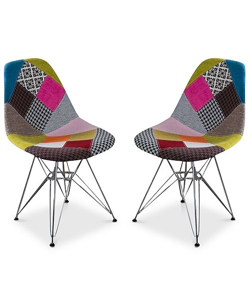 Noble House Muller Chair (Set Of 2)