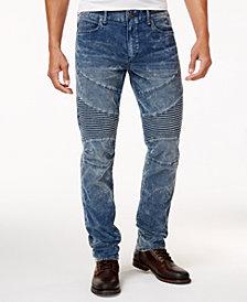 True Religion Men's Geno Moto Slim Fit Jeans