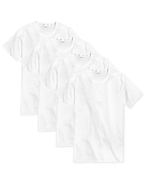 Jockey Men's 3+1 Bonus Pack Staycool And Cotton Undershirts
