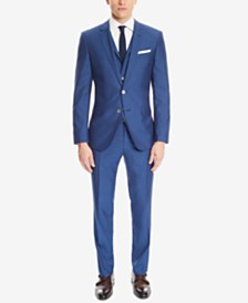 BOSS Men's Slim-Fit 3-Piece Suit
