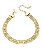 INC International Concepts Gold-Tone Polished Ball Choker Necklace, Created for Macy's