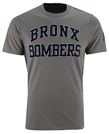 '47 Brand Men's New York Yankees Fieldhouse Basic T-Shirt
