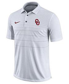 Nike Men's Oklahoma Sooners Early Season Coach Polo