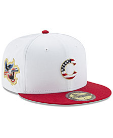 New Era Chicago Cubs Americana Ultimate Patch Collection 59FIFTY Cap