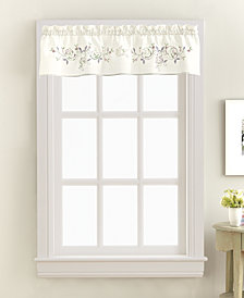 "CHF April 58"" x 14"" Window Valance"