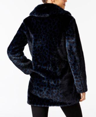 Laundry by shelli segal faux fur jacket