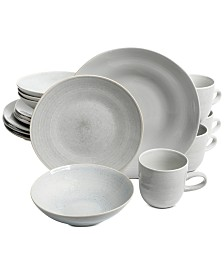 Laurie Gates Ravenna 16-Pc. Dinnerware Set.