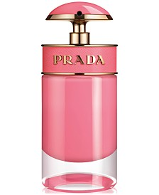Prada Candy Gloss Eau de Toilette Spray, 1.7 oz.