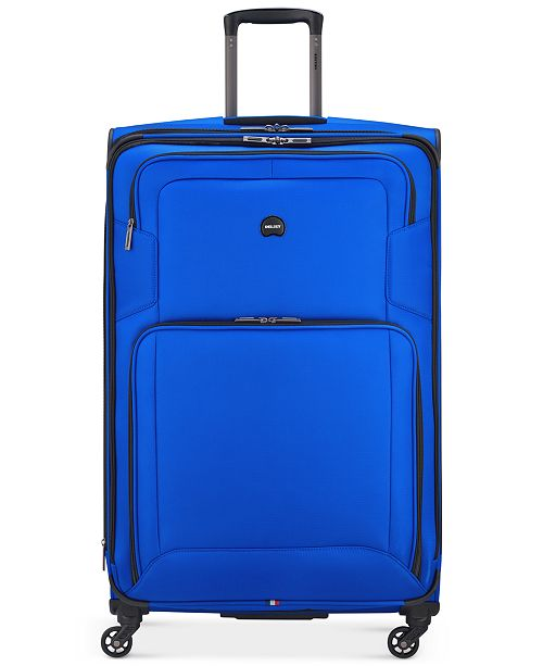 """Delsey CLOSEOUT! Opti-Max 29"""" Expandable Spinner Suitcase, Created for Macy's"""