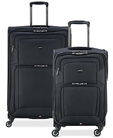CLOSEOUT! Opti-Max Expandable Spinner Luggage Collection, Created for Macy's