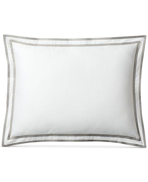 """Lauren Ralph Lauren Spencer Border 12"""" x 16"""" Decorative Pillow"""