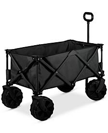 Oniva® by Adventure Wagon All-Terrain Folding Utility Wagon