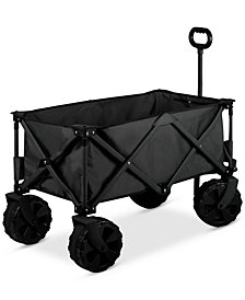 Picnic Time Adventure Wagon All-Terrain Folding Utility Wagon