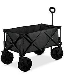Oniva™ by Picnic Time Adventure Wagon All-Terrain Folding Utility Wagon