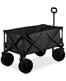 Oniva™ by Picnic Time Adventure Wagon All-Terrain Folding Utility Wagon