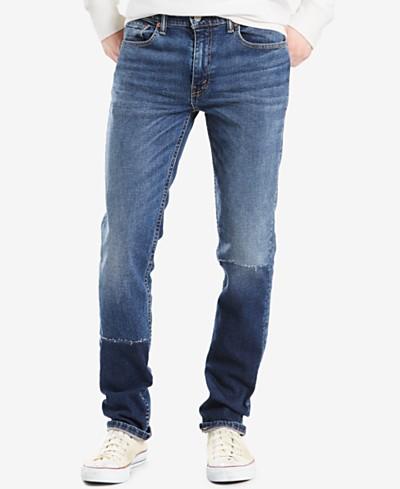 Levi's® Men's 511™ Slim-Fit Pieced Jeans