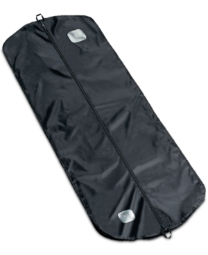 Long enough for dresses and suits, the Carry Closet from Go Travel protects your garments at home or on the road.