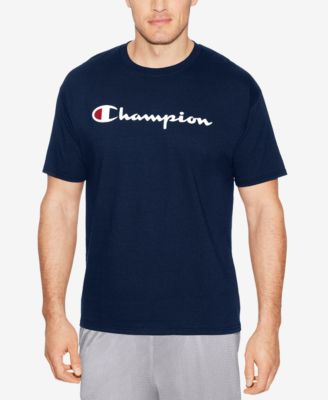 Image of Champion Men's Logo Graphic T-Shirt