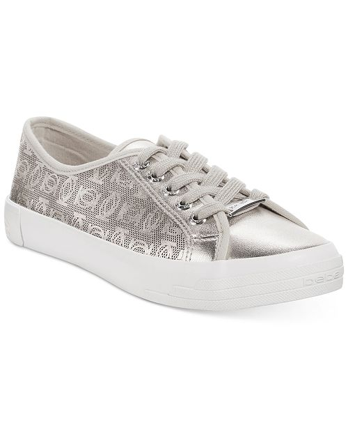 3284f7db39a bebe Sport Dane-L Lace-Up Sneakers   Reviews - Athletic Shoes ...