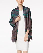 I.N.C. Multi Texture Wrap, Created for Macy's