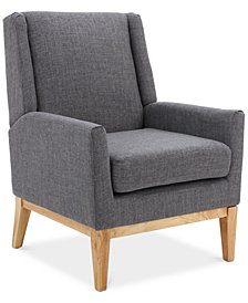 Elynor Accent Chair, Quick Ship