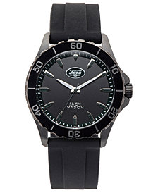 Jack Mason Men's New York Jets Sport Silicone Strap Watch