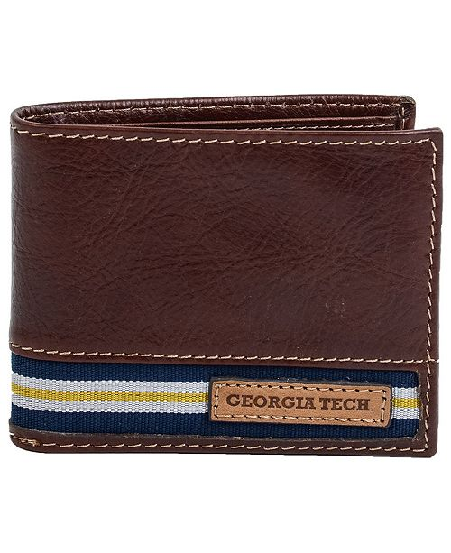 Jack Mason Georgia-Tech Tailgate Traveler Wallet