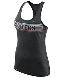 Nike Women's Georgia Bulldogs Touch Tank