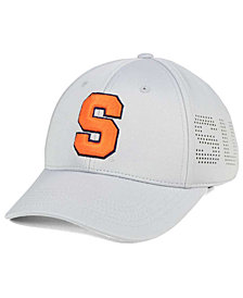 Top of the World Syracuse Orange Light Gray Rails Flex Cap