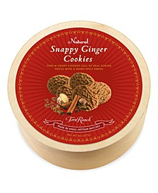 Snappy Ginger Cookies