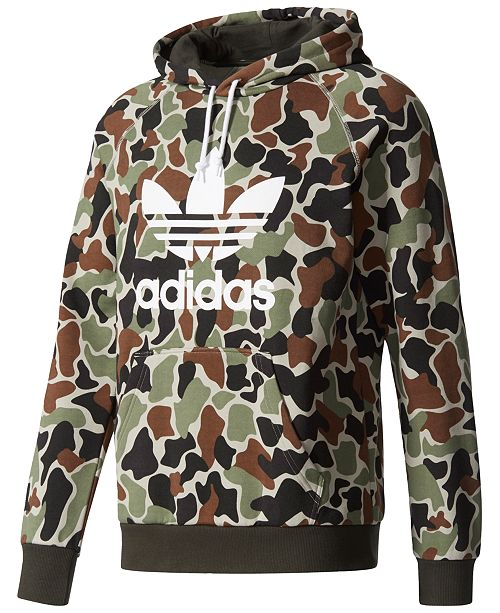 3f4fe97db161 adidas Men s Camo Hoodie   Reviews - Hoodies   Sweatshirts - Men ...