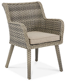 Westin Outdoor Armchair Set Of 2, Quick Ship
