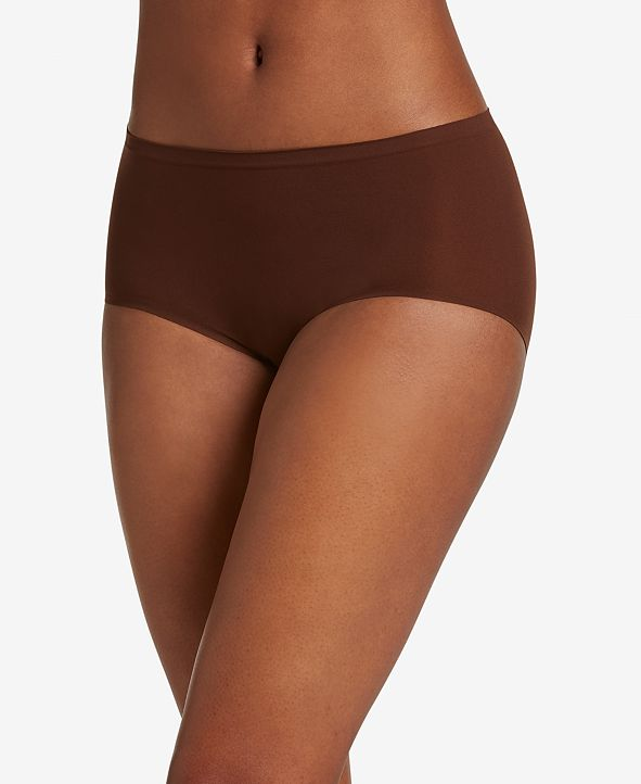 Jockey Seamfree Air Modern Brief Underwear 2148, also available in extended sizes