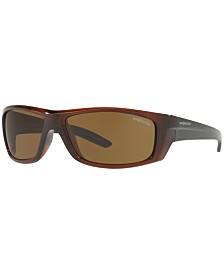 Sunglass Hut Collection Sunglasses, HU2007 63
