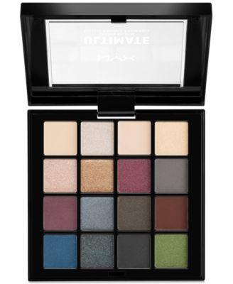 Ultimate Shadow Palette - Smokey & Highlight