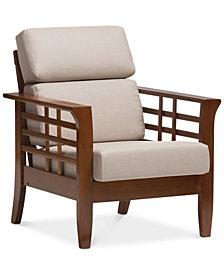 Larissa Lounge Chair, Quick Ship