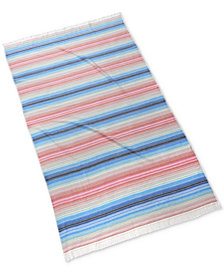Kassatex Tulum Stripe Beach Towel
