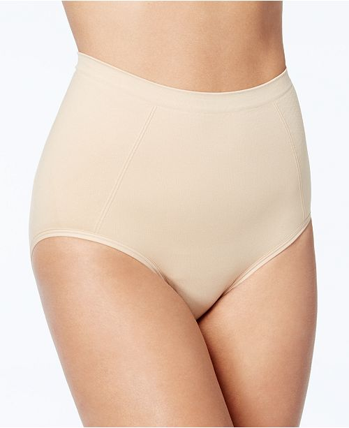 fe1edcccf044 Bali Women's Extra Firm Tummy-Control Seamless Brief 2 Pack X245 ...