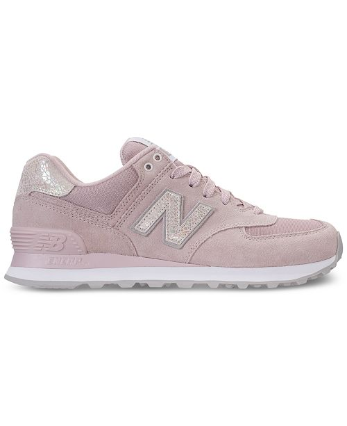 new balance shattered pearl 574 beige