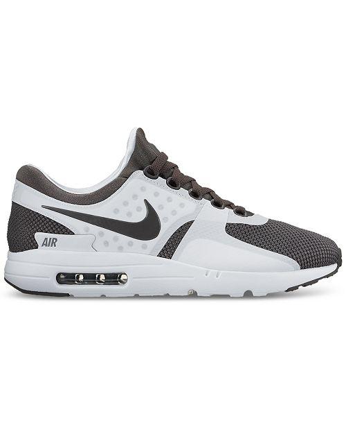 Nike Men s Air Max Zero Running Sneakers from Finish Line - Finish ... f9c7e7c8f