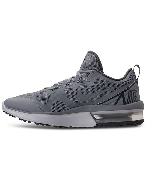 Nike Men s Air Max Fury Running Sneakers from Finish Line   Reviews ... 98845e0aa