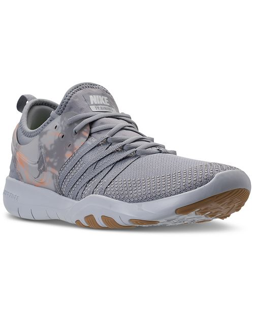 d945bde7d8e5 Nike Women s Free TR 7 Training Sneakers from Finish Line ...