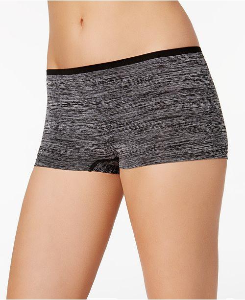 Jenni Seamless Boyshort Underwear, Created for Macy's