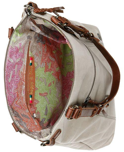 The Sak Ashland Leather Tote - Handbags   Accessories - Macy s 6c626dca51bf1
