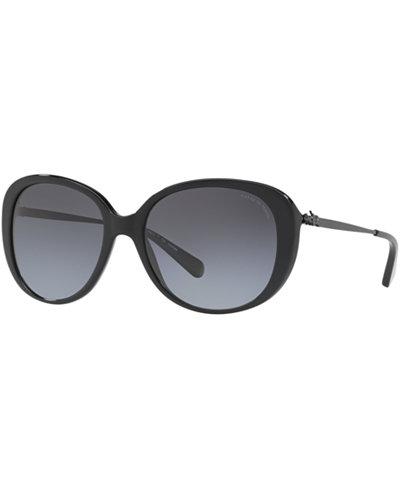 Coach Polarized Sunglasses, HC8215