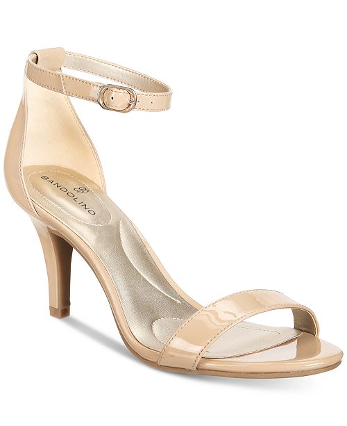 53be4c4f3c8a Bandolino Madia Two-Piece Dress Sandals   Reviews - Sandals   Flip ...