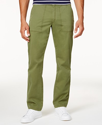 Club Room Men's Jermaine Utility Pants, Created for Macy's
