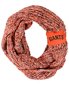 Forever Collectibles San Francisco Giants Peak Infinity Scarf