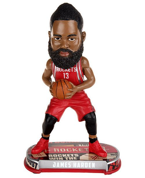 684e53eb128d ... Forever Collectibles James Harden Houston Rockets Headline Bobblehead  ...